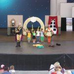 przedstawienie Zielony Kopciuszek w Amfiteatrze Opolskim