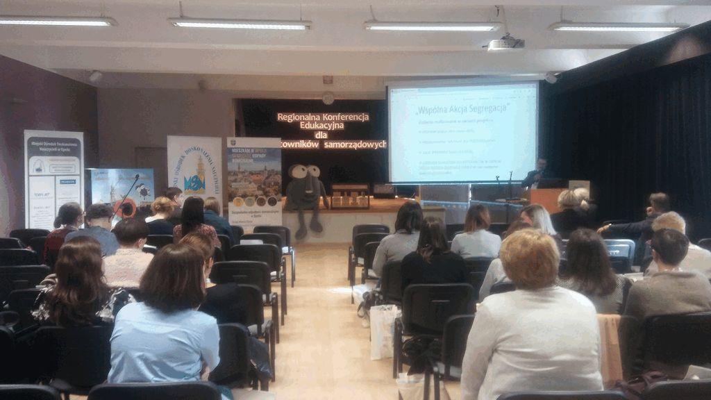 Pierwsza Regionalna Konferencja Edukacyjna w Opolu