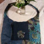 torba ze starego jeansu