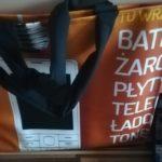 torba wykonana z baneru reklamowego