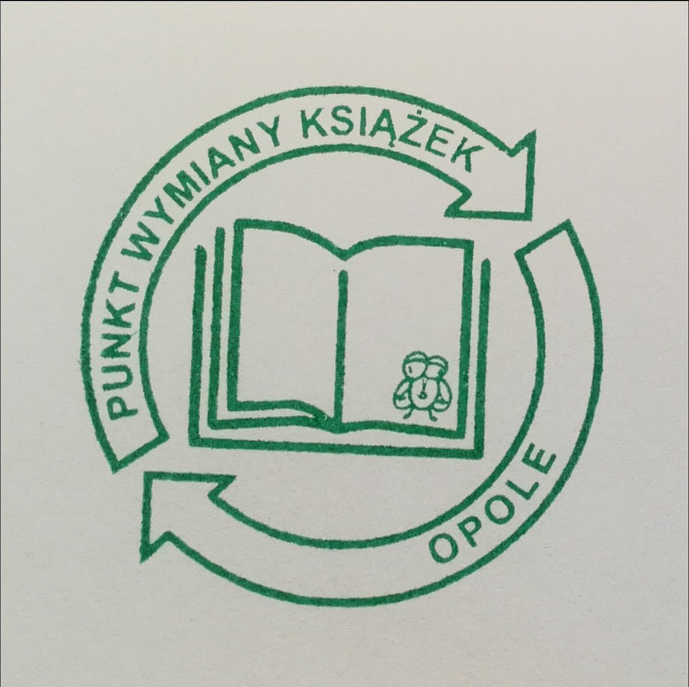 logo punktu wymiany książek