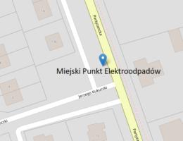 Rozbudowujemy bazę Miejskich Punktów Elektroodpadów