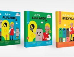 Słuchowiska dla dzieci o tematyce recyklingu