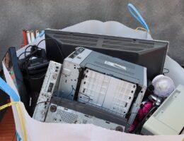 Wyniki akcji wymiany elektroodpadów na wejściówki na basen Wodna Nuta
