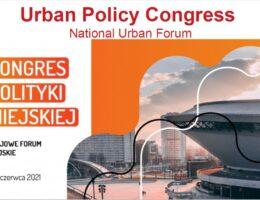 URBACT Kongres Polityki Miejskiej